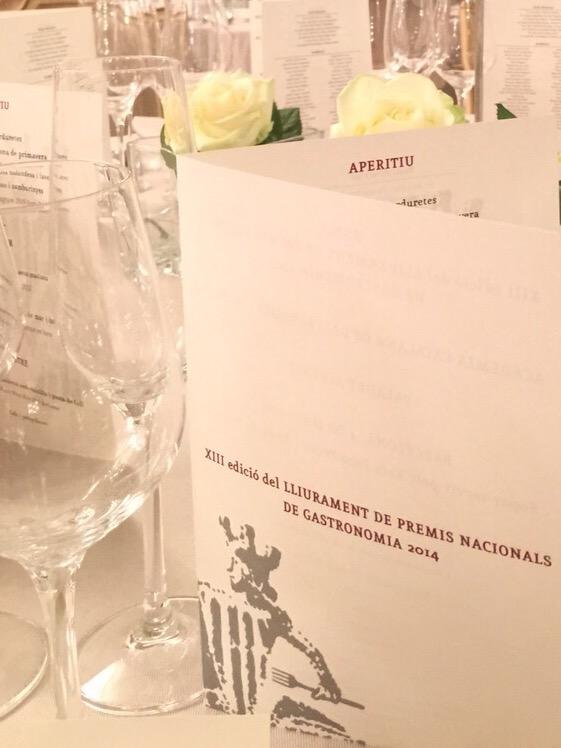 Gala Premio #MejorCocineroJoven2014